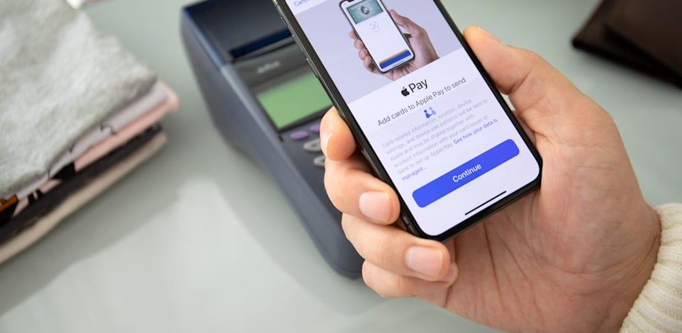 אפל פיי. חברות כרטיסי האשראי מחזרות אחר המשתמשים / צילום: Shutterstock
