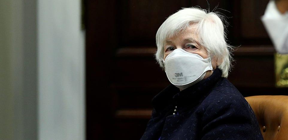שרת האוצר האמריקאית, ג'נט ילן / צילום: Reuters, תום ברנר