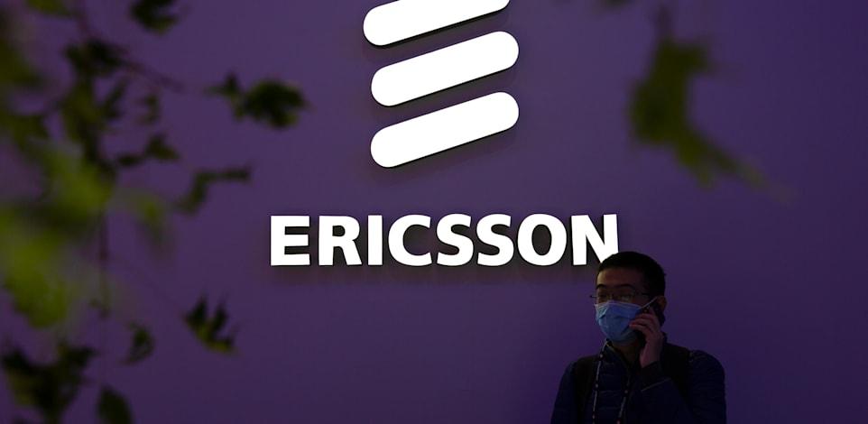"""מבנה של אריקסון בבייג'ינג. הסיכוי לפעולת תגמול גרם למנכ""""ל החברה להתחיל בקמפיין שתדלנות בשם וואווי / צילום: Associated Press, Mark Schiefelbein"""