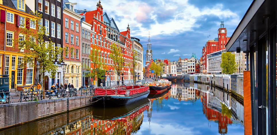 אמסטרדם / צילום: Shutterstock, Yasonya