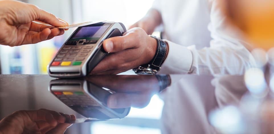 תשלום בכרטיס אשראי / אילוסטרציה: Shutterstock, Jacob Lund