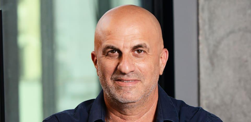 ראובן אלקס, מנכל זרוע המלונאות של ישראל קנדה / צילום: איל יצהר