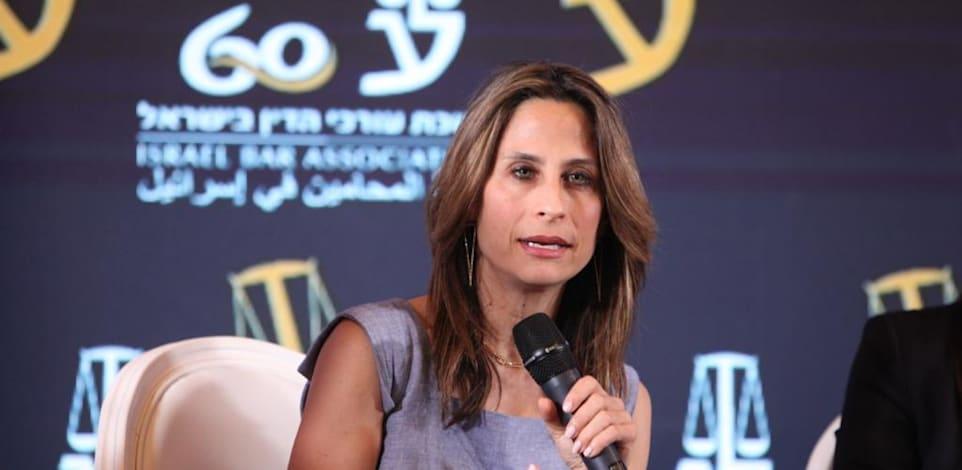 אורית פרקש-הכהן / צילום: דוברות לשכת עורכי הדין