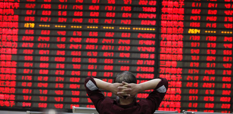 ירידות בבורסות אסיה / צילום: Shutterstock
