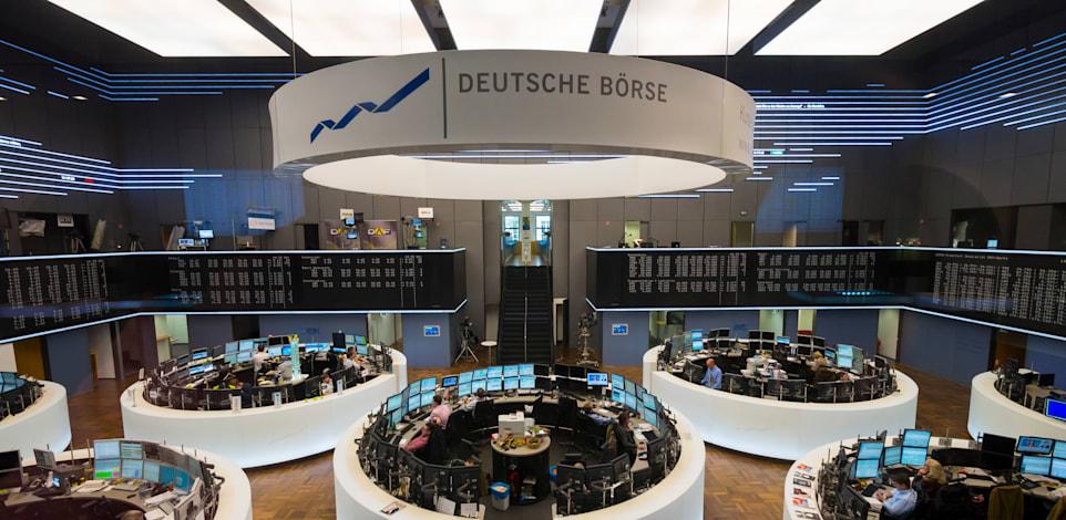 הבורסה בפרנקפורט, גרמניה / צילום: Shutterstock