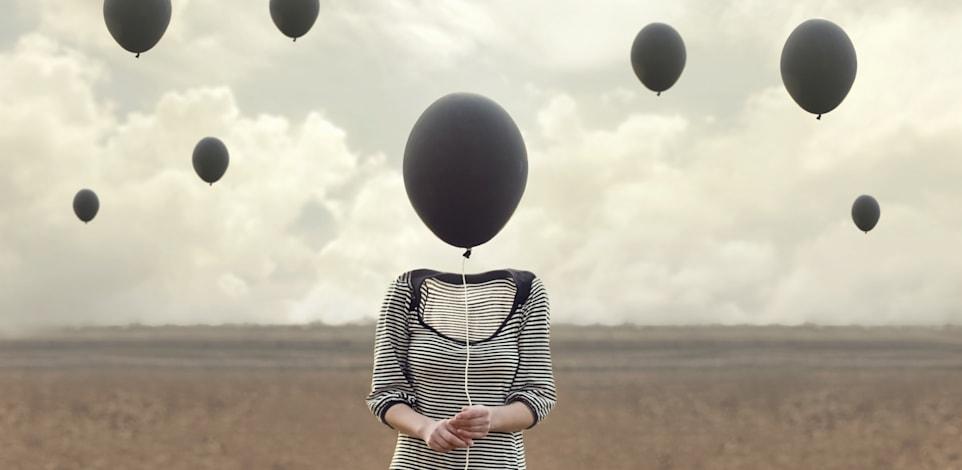 היכן מתרחשת התודעה / צילום: Shutterstock