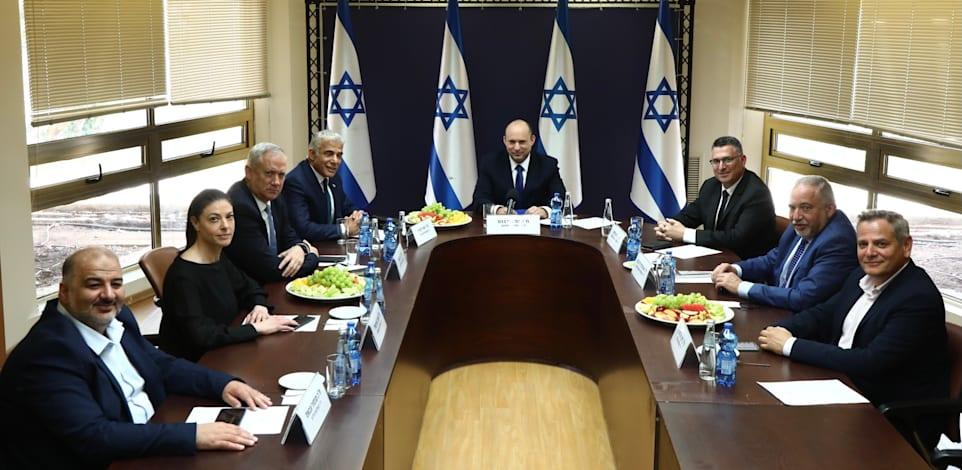 ממשלה חדשה בישראל