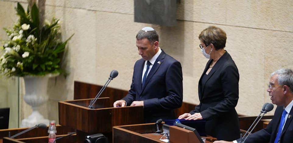 השבעת הממשלה ה-36 / צילום: דוברות הכנסת, דני שם טוב