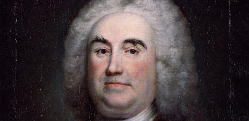 אבי כל ראשי הממשלה, רוברט וולפול. למזלו, המלך לא ידע אנגלית / צילום: ויקיפדיה