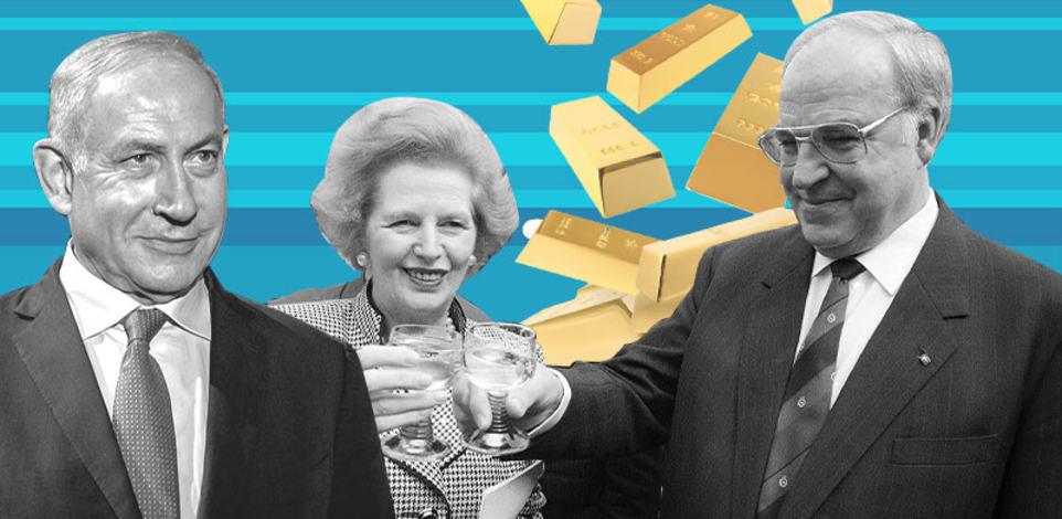 מה קורה לכלכלה כשראשי ממשלה ותיקים עוזבים / צילום: רויטרס, PA Udo Weitz