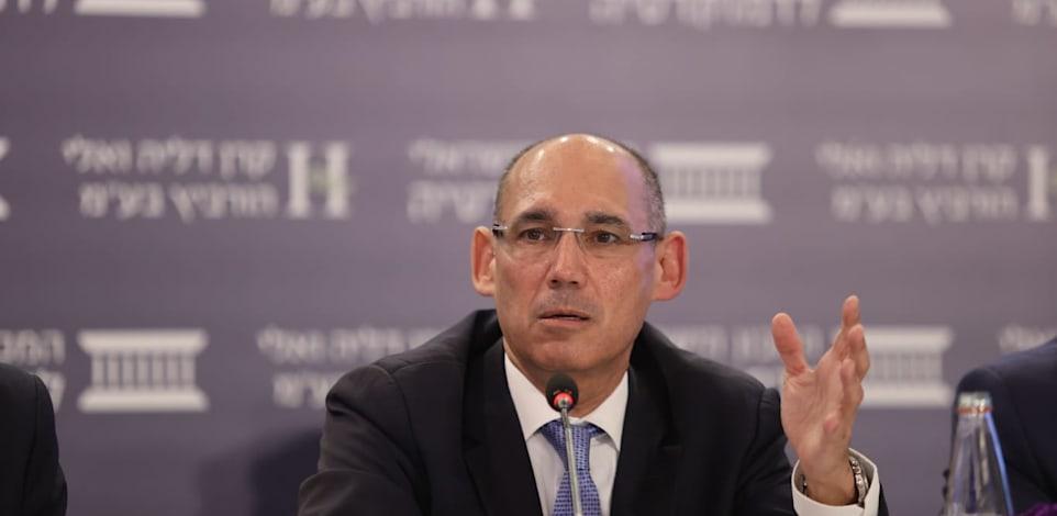 נגיד בנק ישראל, פרופ' אמיר ירון / צילום: המכון הישראלי לדמוקרטיה