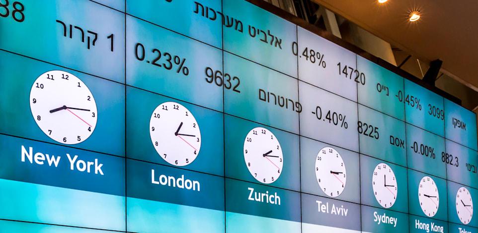 הבורסה בתל אביב / צילום: Shutterstock