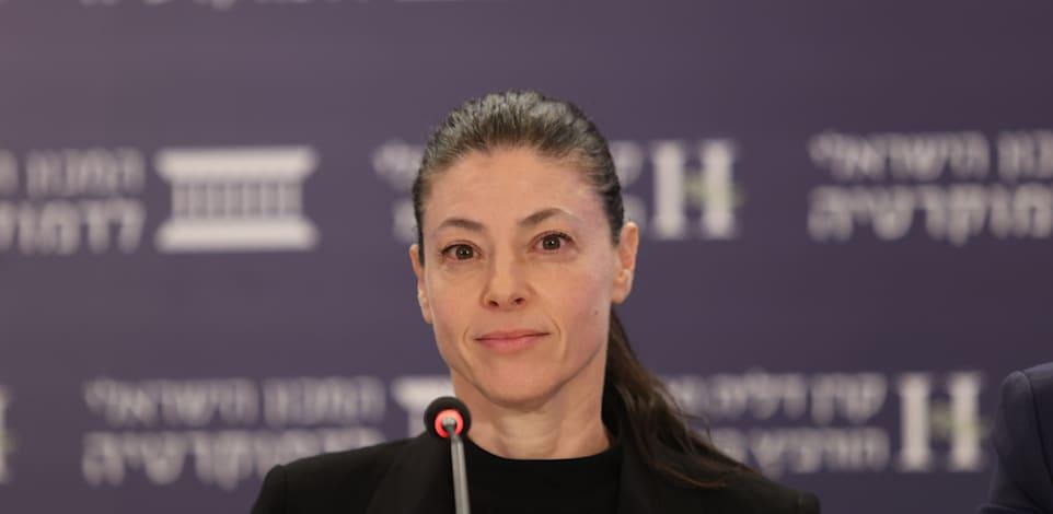 השרה מרב מיכאלי / צילום: המכון הישראלי לדמוקרטיה