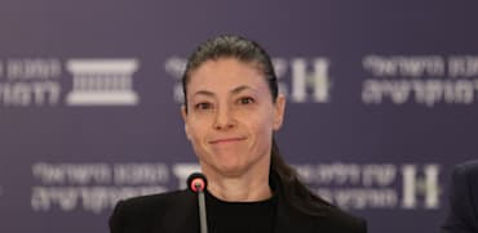 מרב מיכאלי, שרת התחבורה / צילום: המכון הישראלי לדמוקרטיה