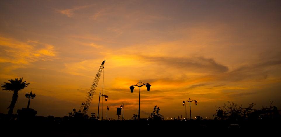 מתקן נפט בערב הסעודית / צילום: Shutterstock, Kamarudheen Sallaapam