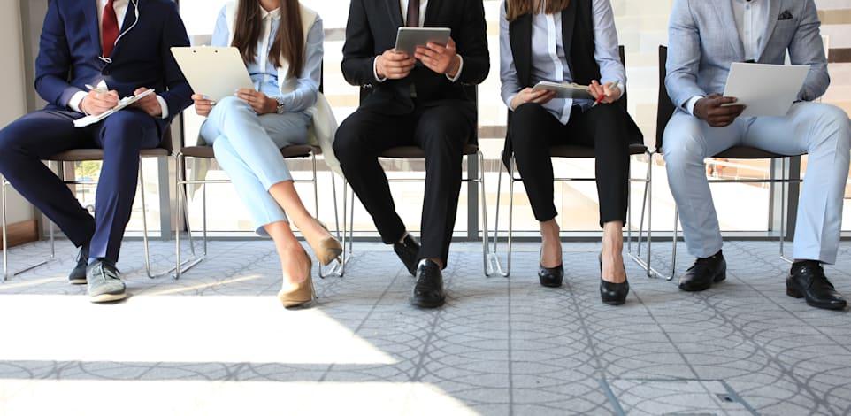 ראיון עבודה. סוג הניסיון עושה חלק גדול מההבדל / צילום: Shutterstock, tsyhun
