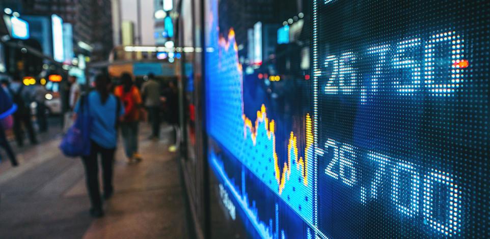 מסחר בבורסה / צילום: Shutterstock