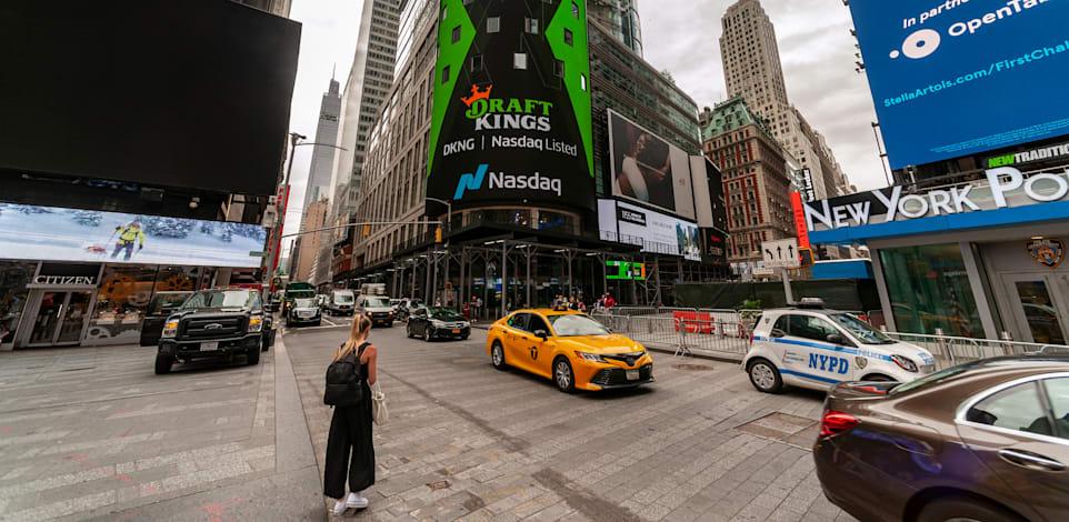 """כניסת DraftKings לנאסד""""ק / צילום: Shutterstock"""