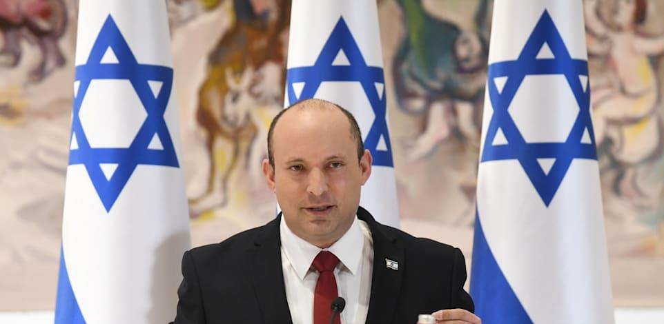 ראש הממשלה נפתלי בנט / צילום: עמוס בן גרשום - לע''מ