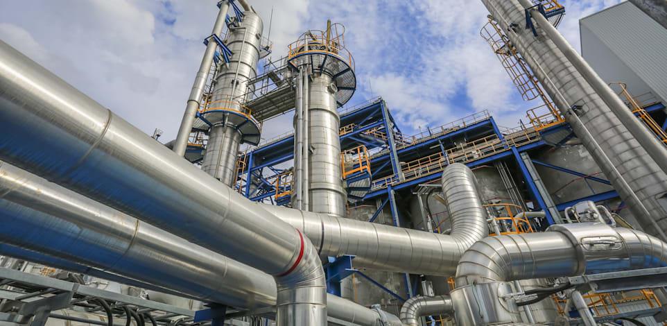 צינור גז. המשבר הזה והתייקרויות של כל רכיבי התשתית של המסחר העולמי הם בדיוק ''המשבר המיותר'' / צילום: Shutterstock