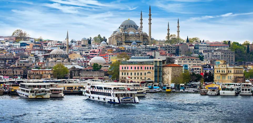 איסטנבול. תורכיה / צילום: Shutterstock