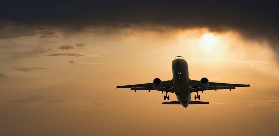 החבילות שלנו מכל מקום בעולם משונעות ברובן דרך האוויר / צילום: Shutterstock, OlegRi
