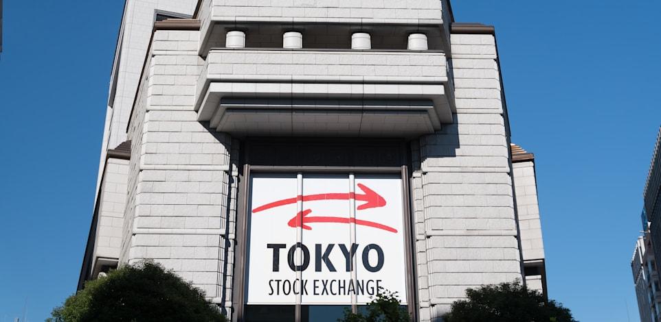 הבורסה בטוקיו, יפן / צילום: Shutterstock