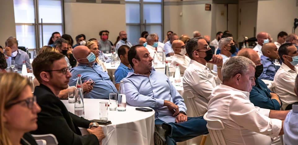 בכירי המשק באירוע גלובס ובנק הפועלים / צילום: כדיה לוי