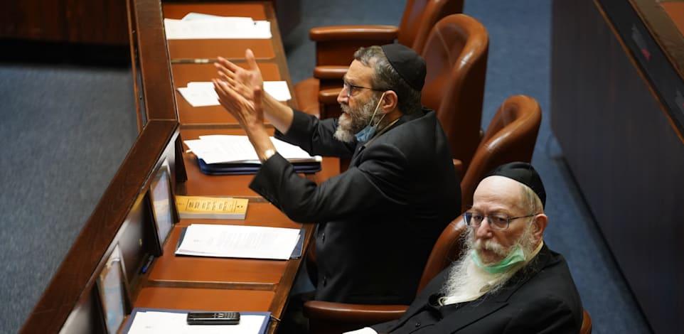 מליאת הכנסת / צילום: נועם מושקוביץ, דוברות הכנסת