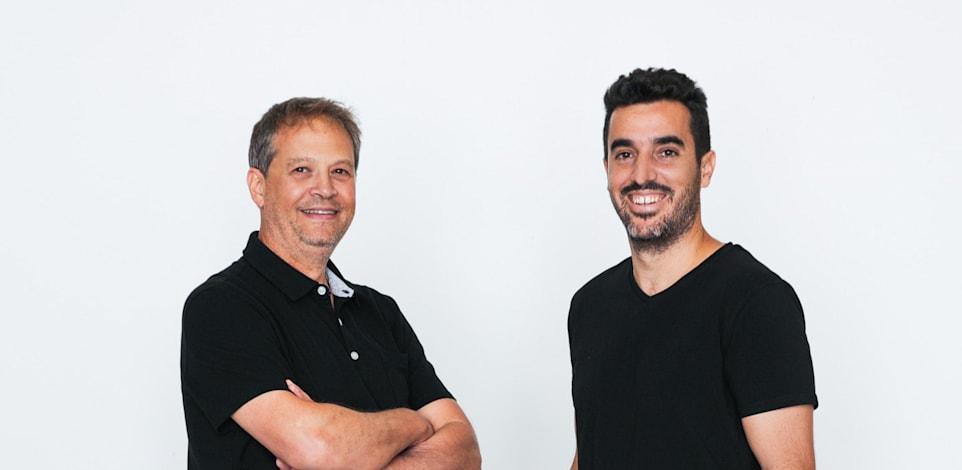 מייסדי ATERA מימין: אושרי מויאל (CTO), גיל פקלמן (CEO) / צילום: גילי לוינסון