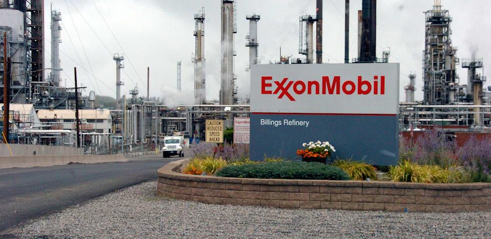 מתקן זיקוק של אקסון מוביל. רווח של 4.7 מיליארד דולר ברבעון השני / צילום: Associated Press, Matt Brown