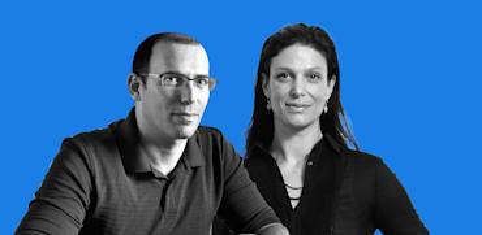 אפרת רייטן ושמחה רוטמן / צילום: איל יצהר, יונתן בלום