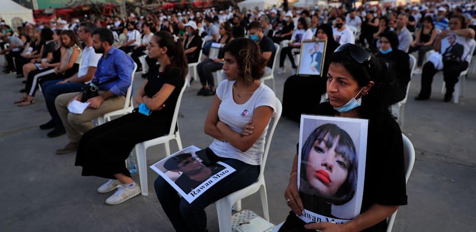 שנה לפיצוץ בנמל ביירות