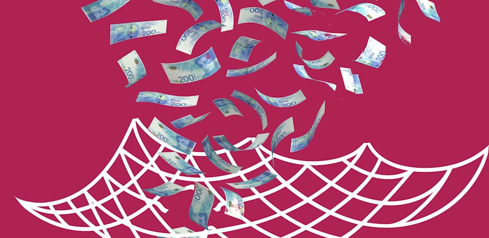 באוצר מציעים ''רשת ביטחון'' חדשה לפנסיה. האם יקרה בדיוק ההפך? / אילוסטרציה: טלי בוגדנובסקי