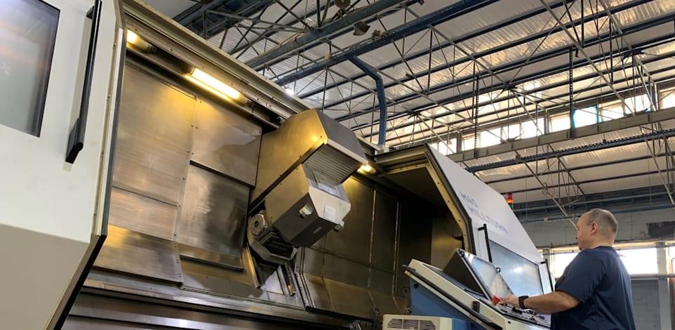 מפעל 'עשות אשקלון' / צילום: אלביט מערכות