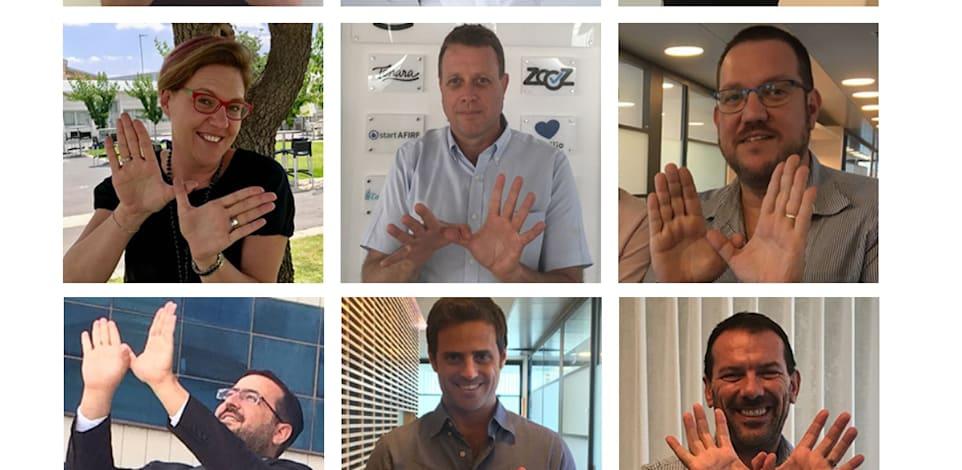 חברי יוזמת Power In Diversity / צילום: אתר Power In Diversity