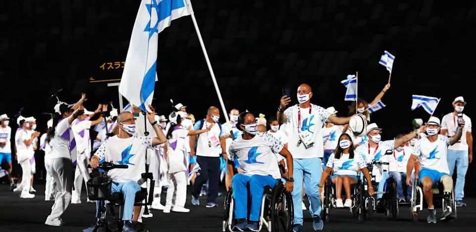 המשחקים הפאראלימפיים בטוקיו יצאו לדרך
