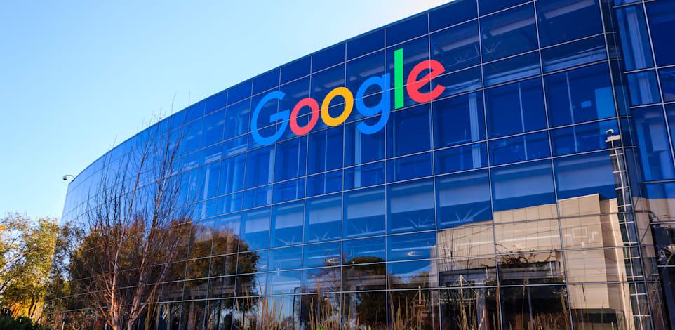 מטה גוגל במאונטיין ויו, קליפורניה / צילום: Shutterstock, achinthamb