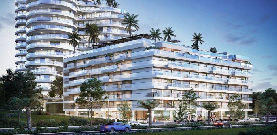 מלון פרימה החדש באשדוד / הדמיה: יח''צ