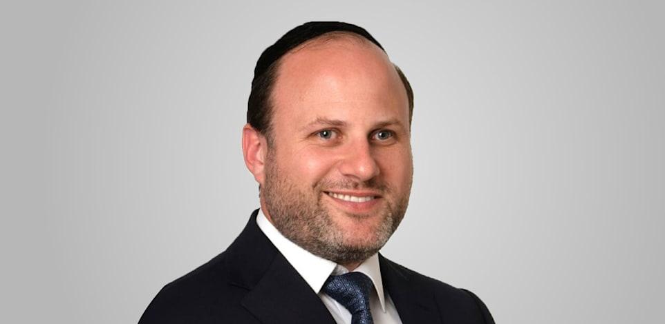 שמעיה רייכמן / צילום: יח''צ וויידלי