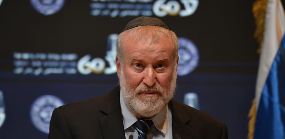 היועץ המשפטי לממשלה, אביחי מנדלבליט / צילום: תמר מצפי