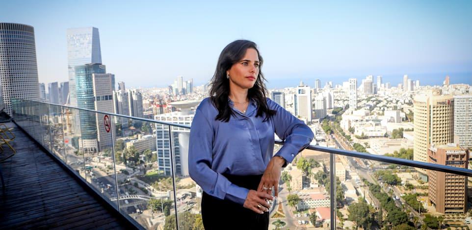 שרת הפנים איילת שקד / צילום: שלומי יוסף