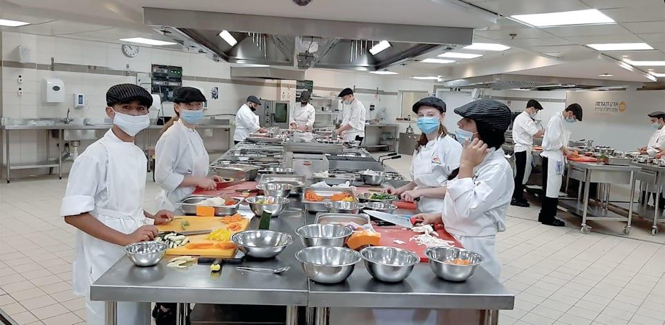 קורס טבחות / צילום: זרוע העבודה