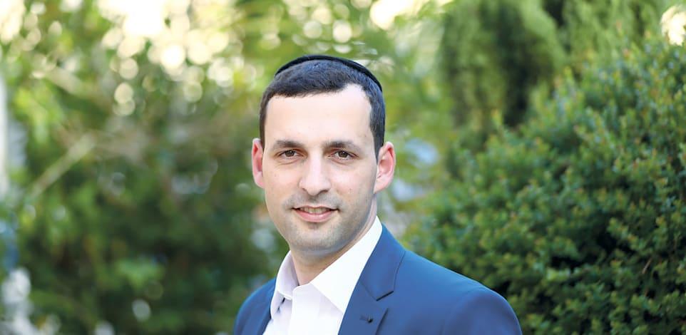 דודי דרור, מייסד חברת המחקר אסקריא / צילום: אלי קובין
