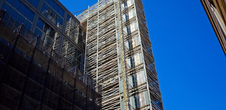 הבניין שגוגל צפויה לרכוש. ייפתח מחדש ב-2023 / צילום: Shutterstock, Warren Eisenberg