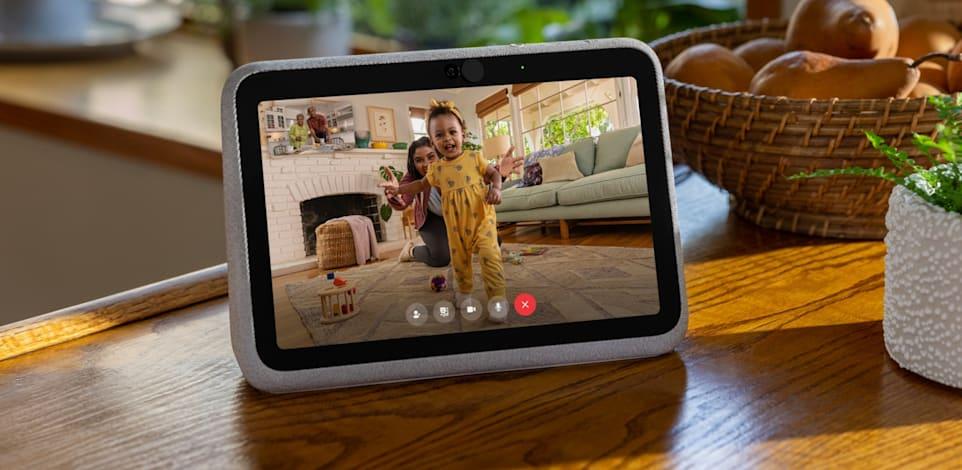 מכשיר Portal Go של פייסבוק / צילום: פייסבוק