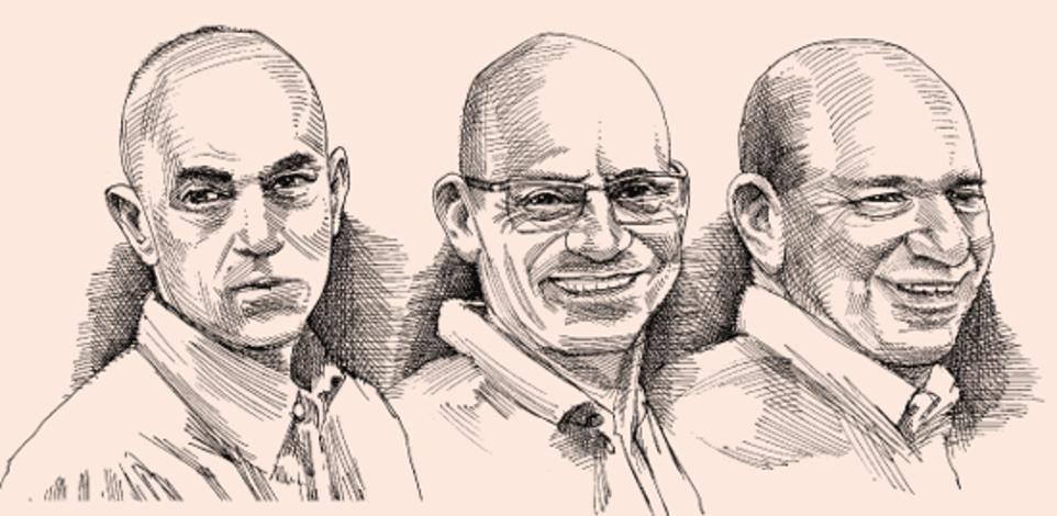 ישראל, הראל וחן שפירא. כל אחד מארבעת האחים מחזיק 15% ממניות החברה