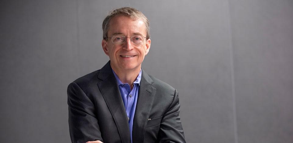 פט גלסינגר, מנכ''ל אינטל / צילום: אינטל