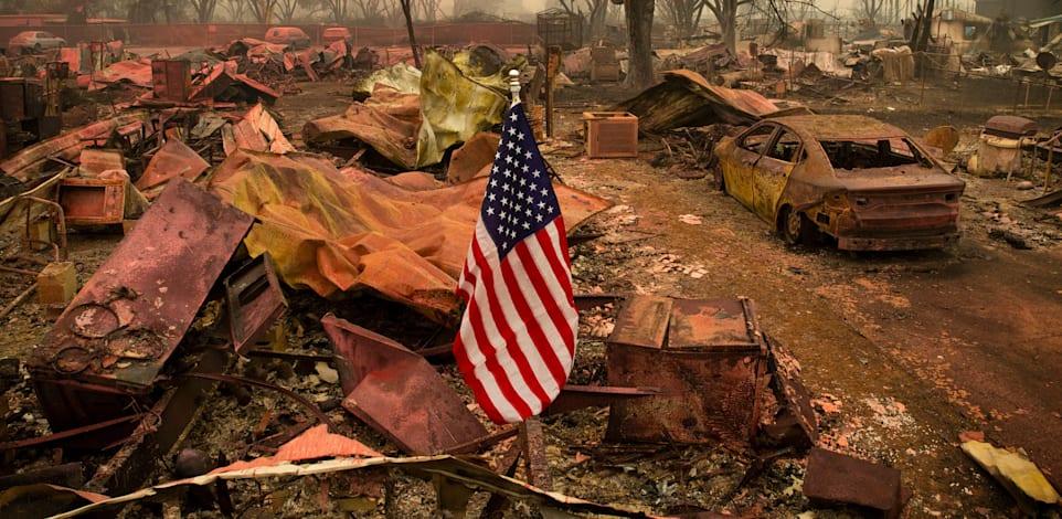"""סוף """"המאה האמריקאית'' / צילום: Reuters, USA TODAY NETWORK"""