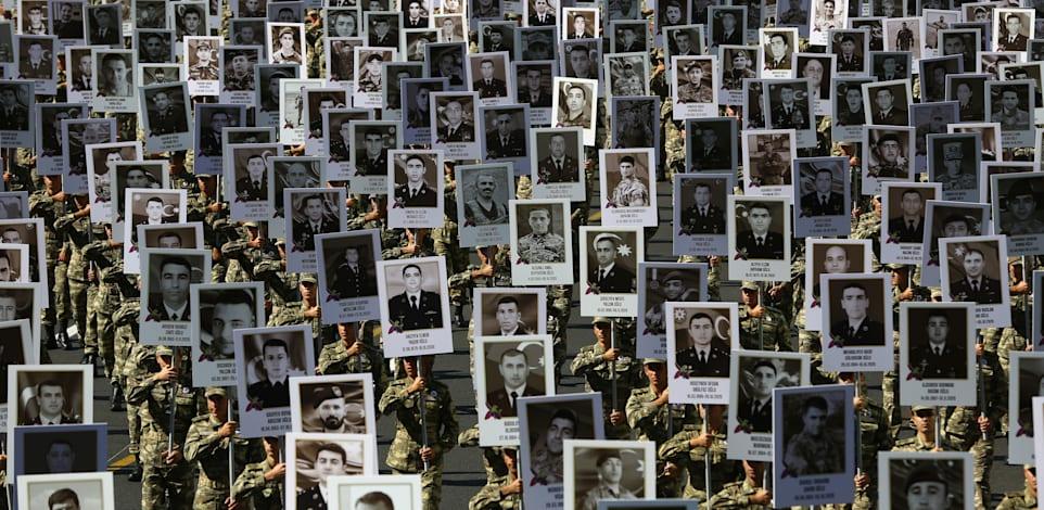 שנה למלחמה על נגורנו קרבאך